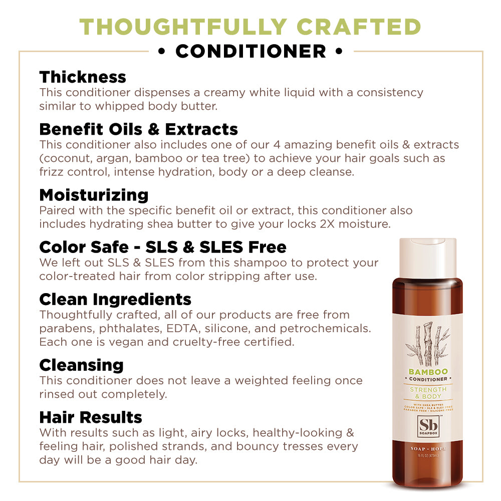 Bamboo Strength & Body Conditioner