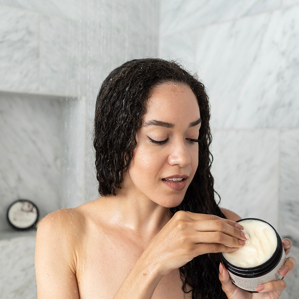 Coconut Oil Rejuvenating Deep Conditioner