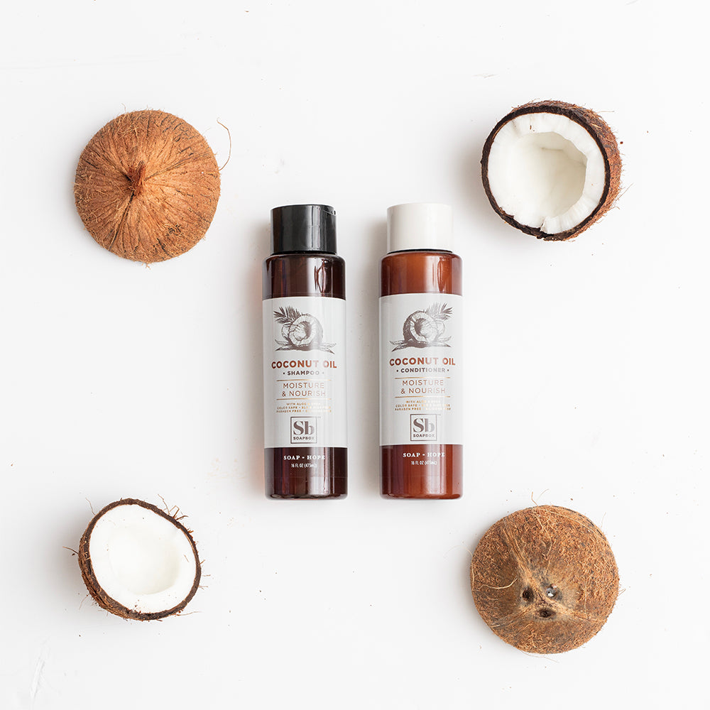 Coconut Oil Moisture & Nourish Conditioner