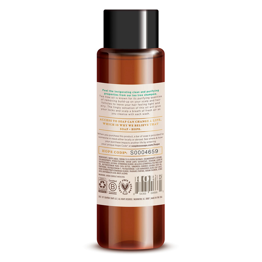 Tea Tree Clean & Purify Shampoo