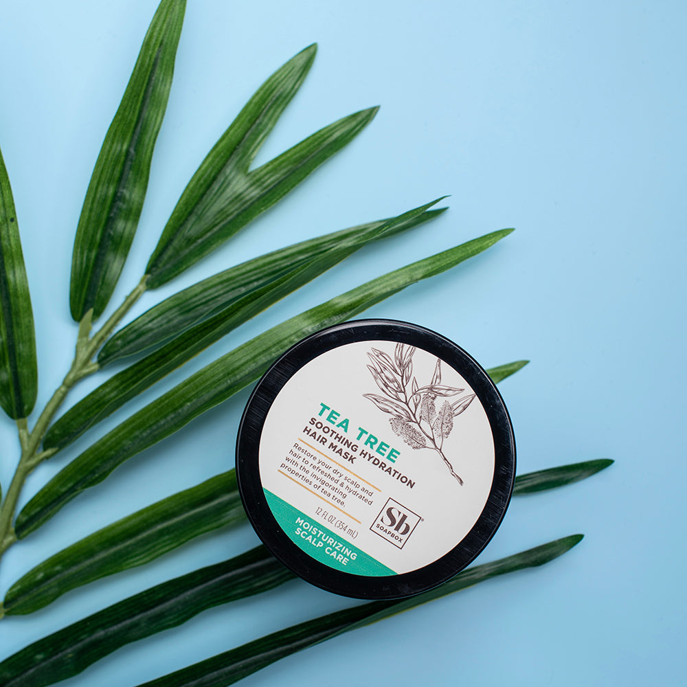 Tea Tree Soothing Hydration Hair Mask