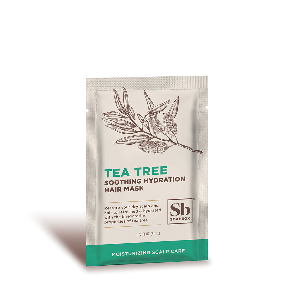 Tea Tree Soothing Hydration Hair Mask–Sachet