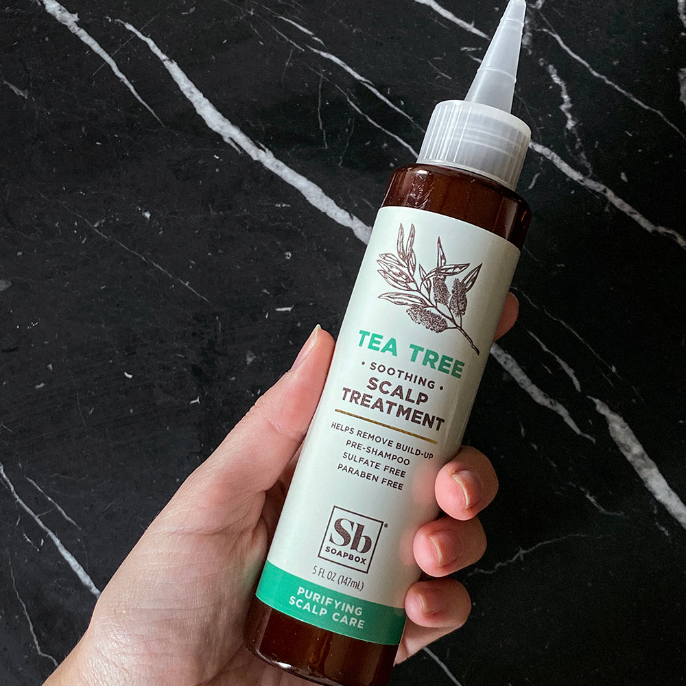 Tea Tree Soothing Scalp Treatment