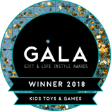Make Me Iconic won GALA award 2018 Tiny Paper Co. Afterpay Available