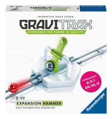 Gravitytrax Hammer Expansion Tiny Paper Co. Afterpay Toy Store Australia