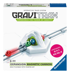 Gravitytrax Magnetic Cannon Expansion Tiny Paper Co. Afterpay Toy Store Australia