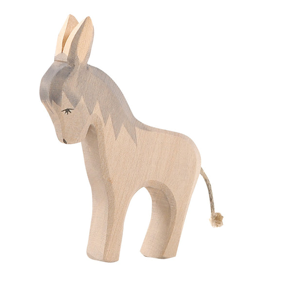 Ostheimer Donkey Figurine - Family & Farm Figures - Ostheimer - Tiny Paper Co. Afterpay Toy Store Australia