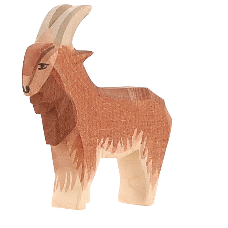 Ostheimer Goat Figurine - Family & Farm Figures - Ostheimer - Tiny Paper Co. Afterpay Toy Store Australia