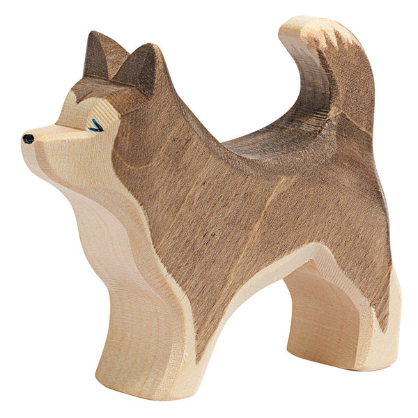 Ostheimer Sled Dog - Wild Animals Around the World - Ostheimer - Tiny Paper Co. Afterpay Toy Store Australia