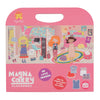 Magna Carry We Love Fashion - Tiger Tribe - Tiny Paper Co. Afterpay Toy Store Australia