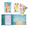 Fabulous Felt Mermaid Activity Set - Tiger Tribe - Tiny Paper Co. Afterpay Toy Store Australia
