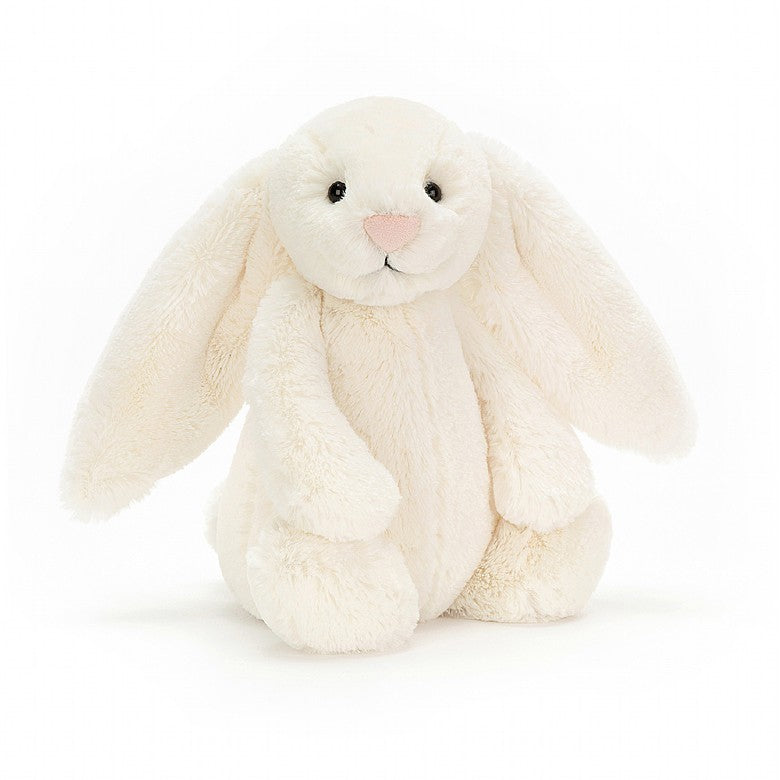 Bashful Cream Bunny Medium - Jellycat - Tiny Paper Co. Afterpay Toy Store Australia