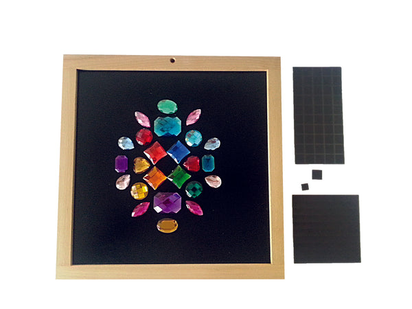 Bauspiel Magnetic Board - Bauspiel - Tiny Paper Co. Afterpay Toy Store Australia
