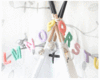Alphabet Garland - Various Colors - Cloud Den - Tiny Paper Co. Afterpay Toy Store Australia