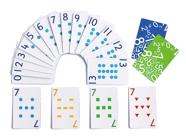 School Friendly Playing Cards - Tiny Paper Co. - Tiny Paper Co. Afterpay Toy Store Australia