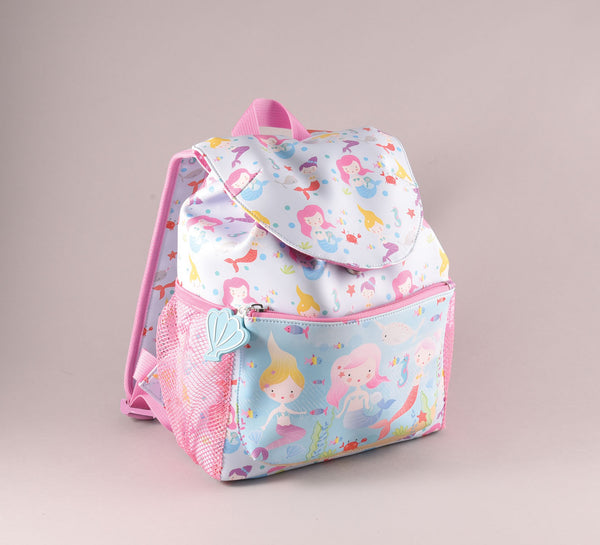 Back Pack - Mermaid - Floss and Rocks - Tiny Paper Co. Afterpay Toy Store Australia