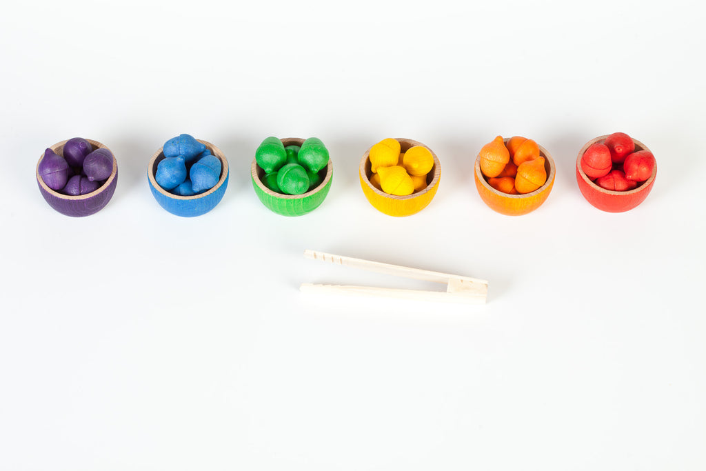 Grapat Bowls - Grapat - Tiny Paper Co. Afterpay Toy Store Australia