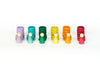 Grapat Rainbow Nins & Rings & Coins - Grapat - Tiny Paper Co. Afterpay Toy Store Australia