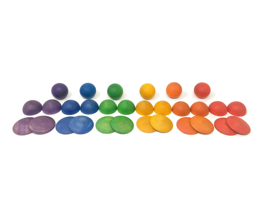 Grapat Round Set - Grapat - Tiny Paper Co. Afterpay Toy Store Australia