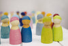 Grimm's 12 Friends - Various Colours - Grimms - Tiny Paper Co. Afterpay Toy Store Australia