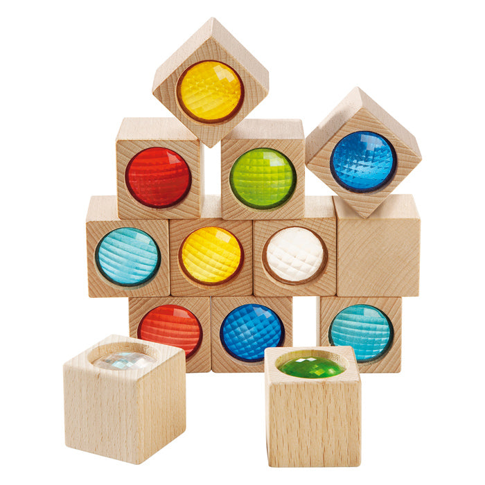 Coming Soon! Kaleidoscopic blocks - Haba - Tiny Paper Co. Afterpay Toy Store Australia