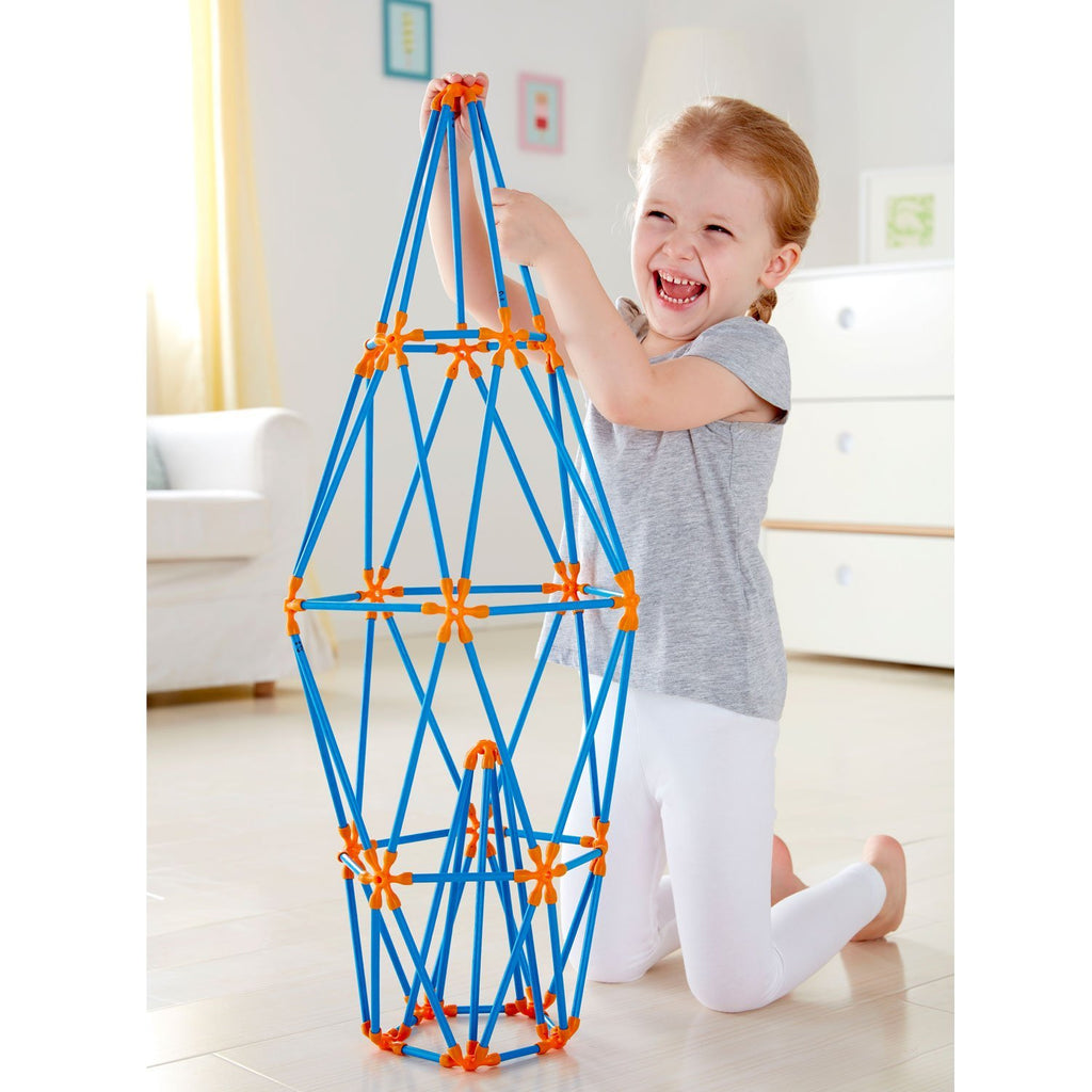 Hape Flexistix Multi-Tower Kit - Hape - Tiny Paper Co. Afterpay Toy Store Australia