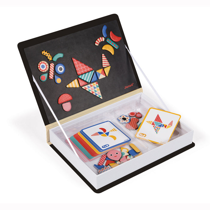 Moduloform Magnetibook - Janod - Tiny Paper Co. Afterpay Toy Store Australia