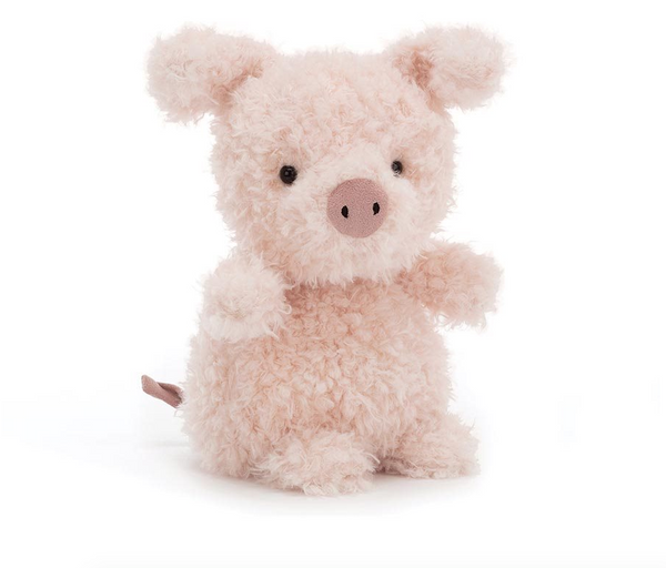 Little Piglet - Jellycat - Tiny Paper Co. Afterpay Toy Store Australia
