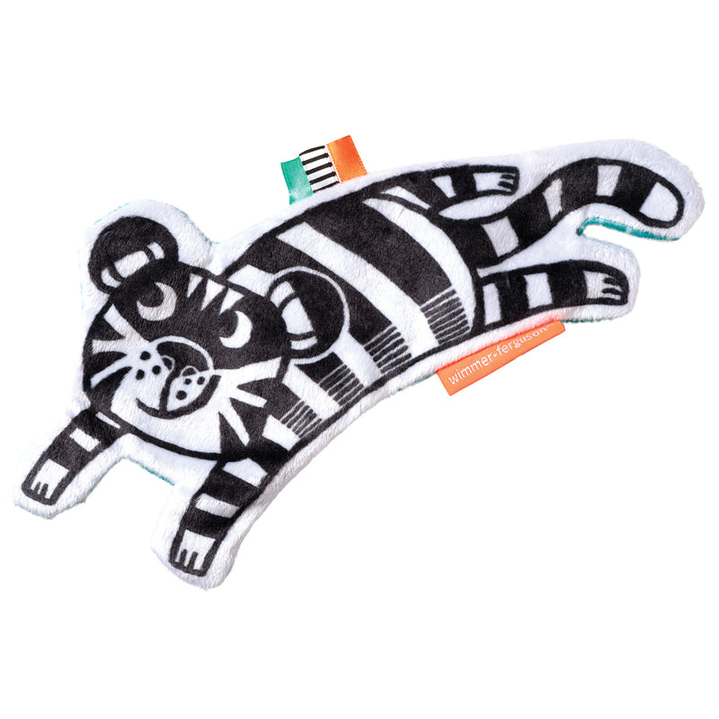Crinkle Tiger - Wimmer-Ferguson - Tiny Paper Co. Afterpay Toy Store Australia