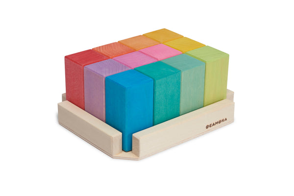 Ocamora Rectangular Blocks - Ocamora - Tiny Paper Co. Afterpay Toy Store Australia