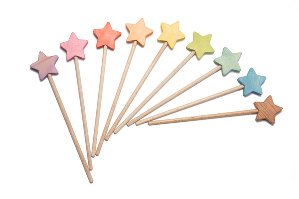 Ocamora Star Wands - Ocamora - Tiny Paper Co. Afterpay Toy Store Australia