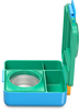 OmieBox Insulated Bento Box with Vacuum Insulated Bowl - OmieLife - Tiny Paper Co. Afterpay Toy Store Australia
