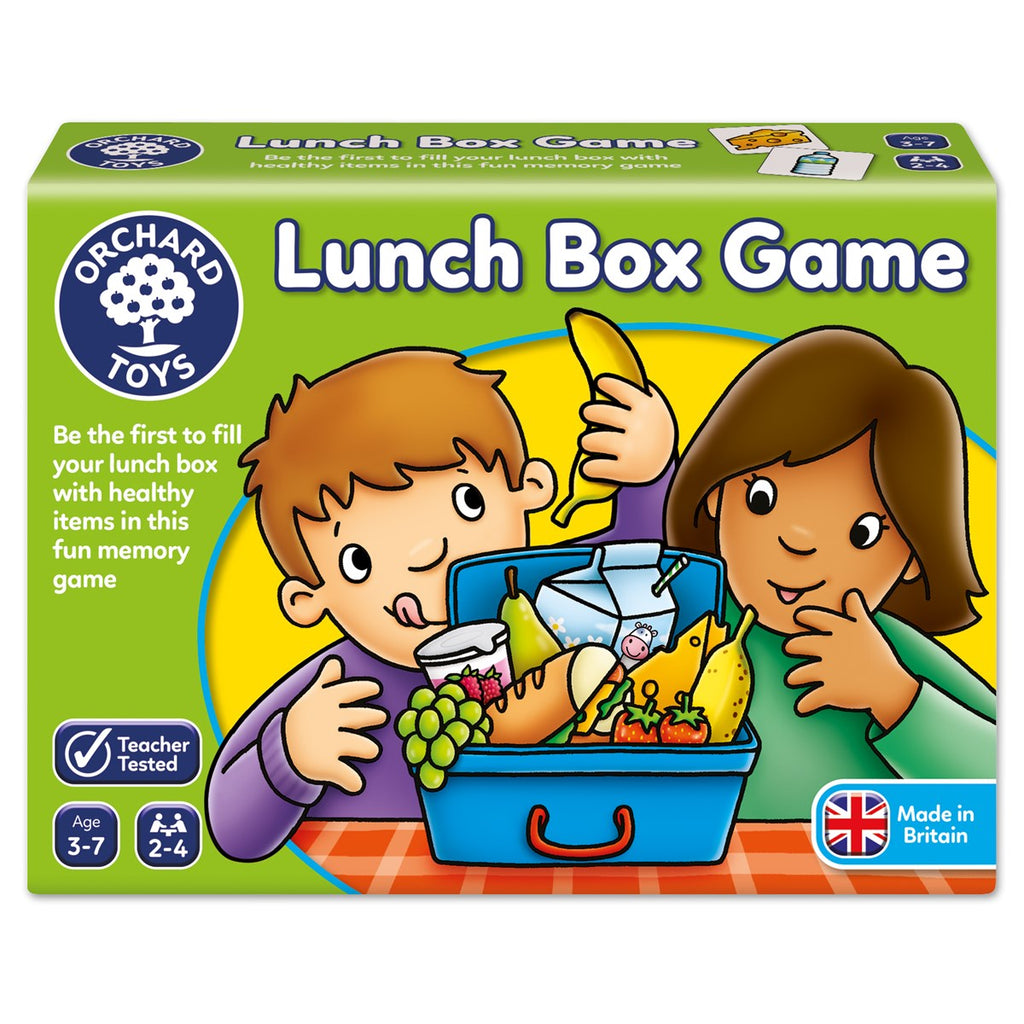 Lunchbox Game by Orchard Toys - Orchard Toys - Tiny Paper Co. Afterpay Toy Store Australia