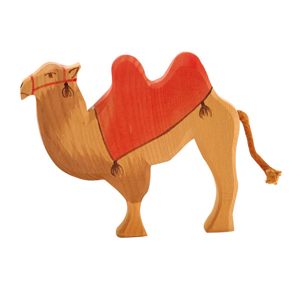Ostheimer Camel With Saddle - Ostheimer - Tiny Paper Co. Afterpay Toy Store Australia