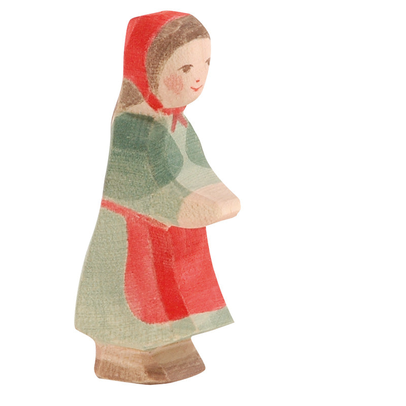 Ostheimer Red Riding Hood - Ostheimer - Tiny Paper Co. Afterpay Toy Store Australia
