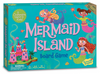 Mermaid Island Cooperative Game - Peaceable Kingdom - Tiny Paper Co. Afterpay Toy Store Australia
