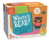 Where's Bear - Peaceable Kingdom - Tiny Paper Co. Afterpay Toy Store Australia
