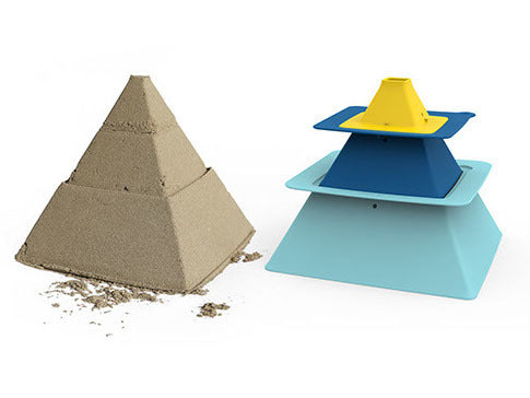Pira Sand Castle - Quut - Tiny Paper Co. Afterpay Toy Store Australia