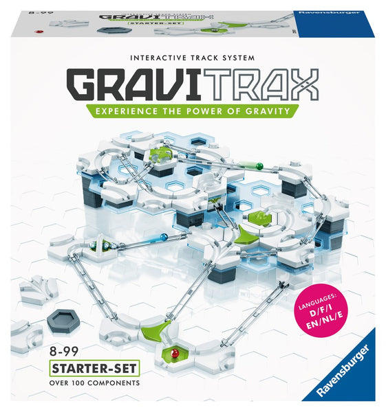 Gravitrax Marble Run System - Starter Kit and Expansion Sets - Ravensburger - Tiny Paper Co. Afterpay Toy Store Australia
