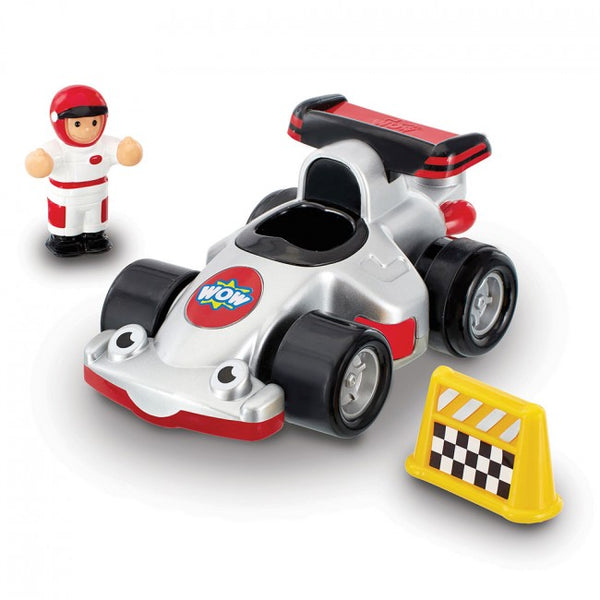 Richie Race Car Battery Free - Wow Toys - Tiny Paper Co. Afterpay Toy Store Australia