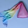 Sarah's Silk Princess Hat - Pink/Rainbow - Sarah's Silks - Tiny Paper Co. Afterpay Toy Store Australia