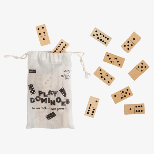 Dominoes - Make Me Iconic - Tiny Paper Co. Afterpay Toy Store Australia