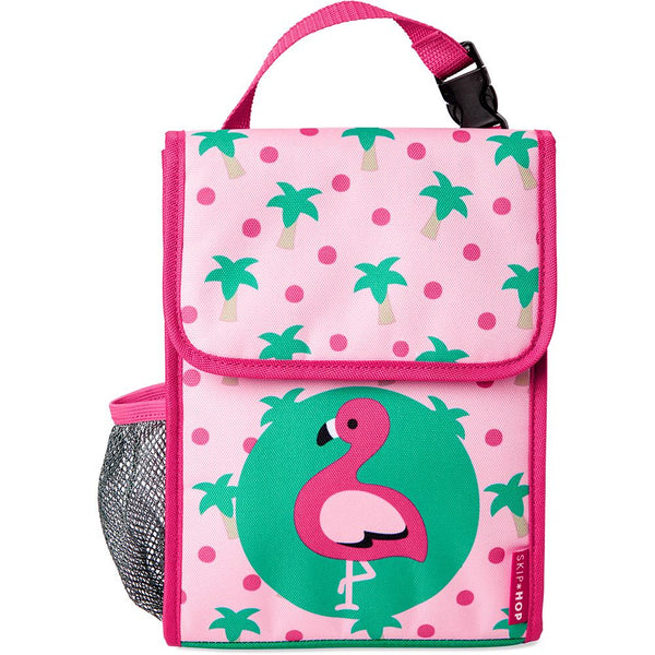 Lunch Bag Flamingo - Skip Hop - Tiny Paper Co. Afterpay Toy Store Australia