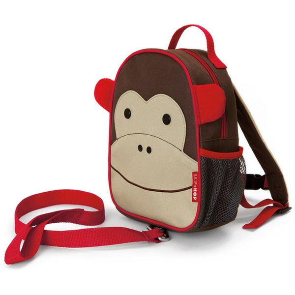 Monkey Mini Backpack with Rein - Skip Hop - Tiny Paper Co. Afterpay Toy Store Australia