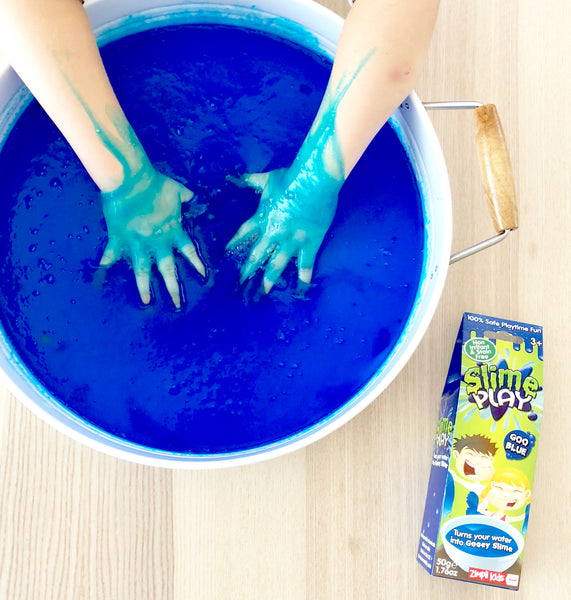 Slime Play - Available in 3 colours - Modern Brands - Tiny Paper Co. Afterpay Toy Store Australia