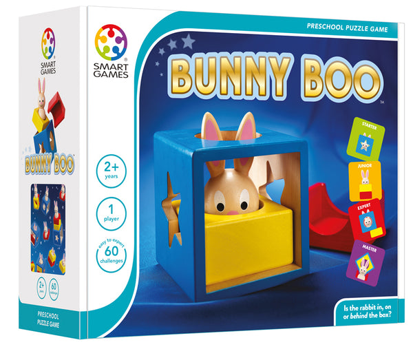 Bunny Boo - Smart Games - Tiny Paper Co. Afterpay Toy Store Australia