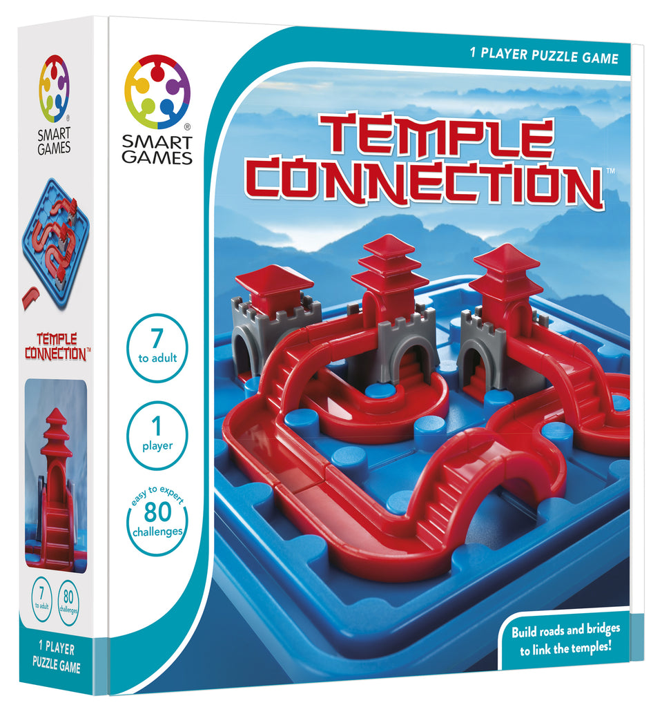 Temple Connection - Smart Games - Tiny Paper Co. Afterpay Toy Store Australia