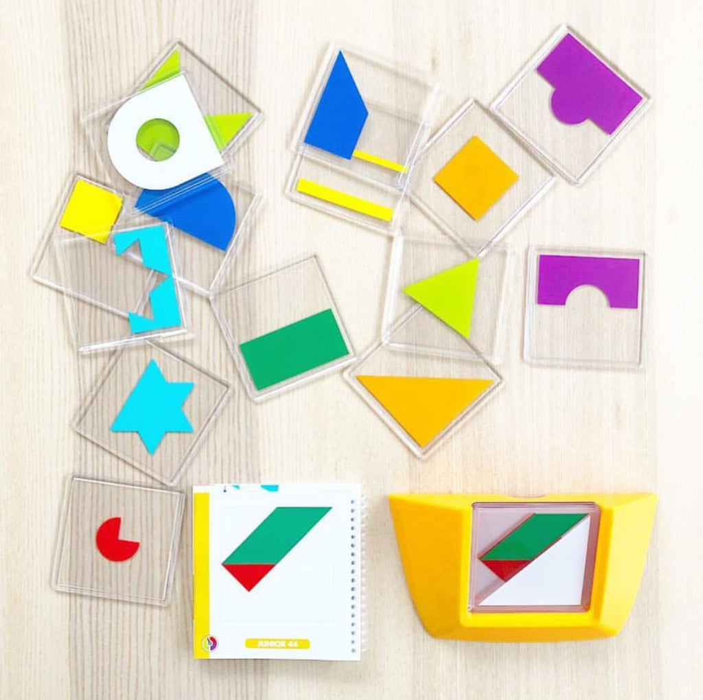 Colour Code Logic Game - Smart Games - Tiny Paper Co. Afterpay Toy Store Australia