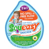 Squeasy Snacker Silicone Food Pouch - Squeasy - Tiny Paper Co. Afterpay Toy Store Australia
