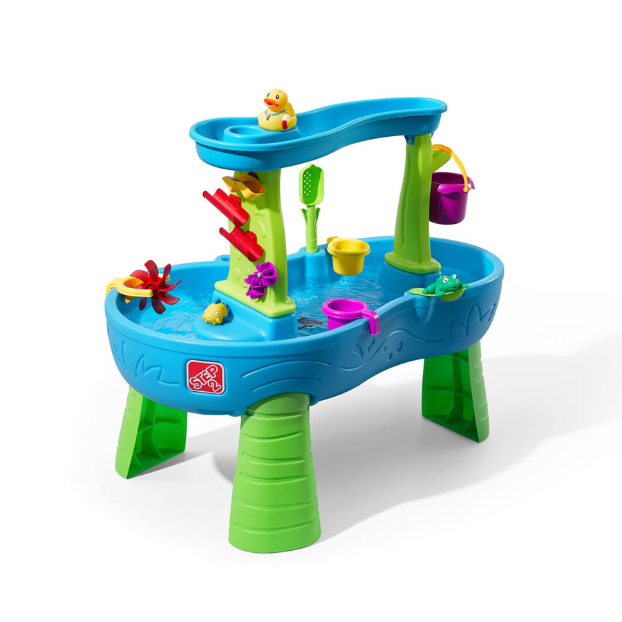 Rain Shower Splash Pond Water Table - Step2 - Tiny Paper Co. Afterpay Toy Store Australia